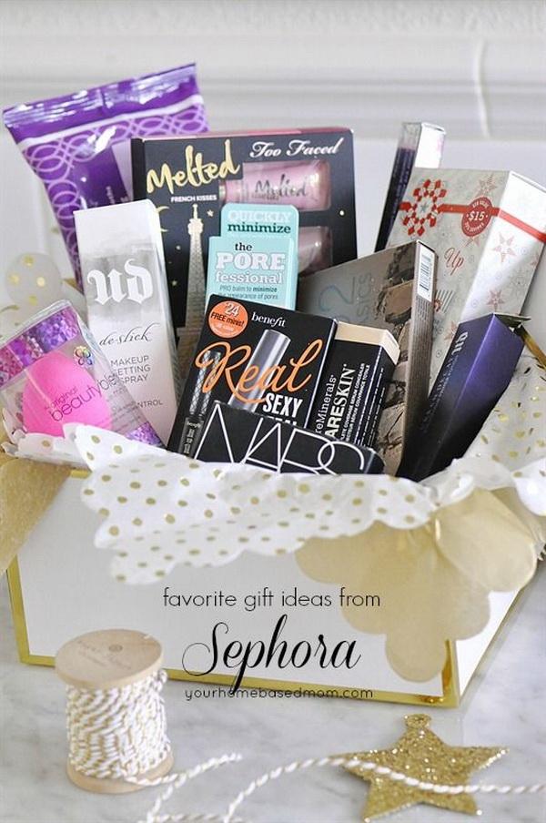 Creative diy gift basket ideas for christmas