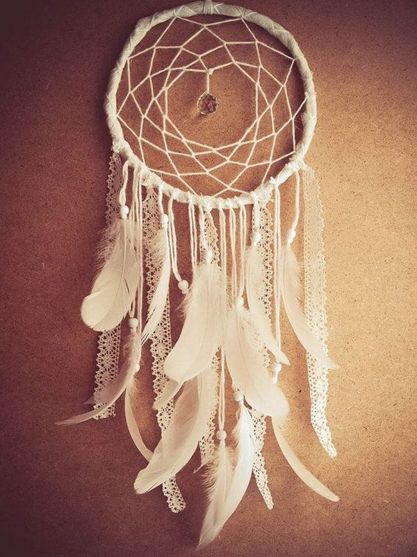 Do It Yourself Dream Catcher Gorgeous DIY Dreamcatcher Ideas and Tutorials For Creative Juice 36