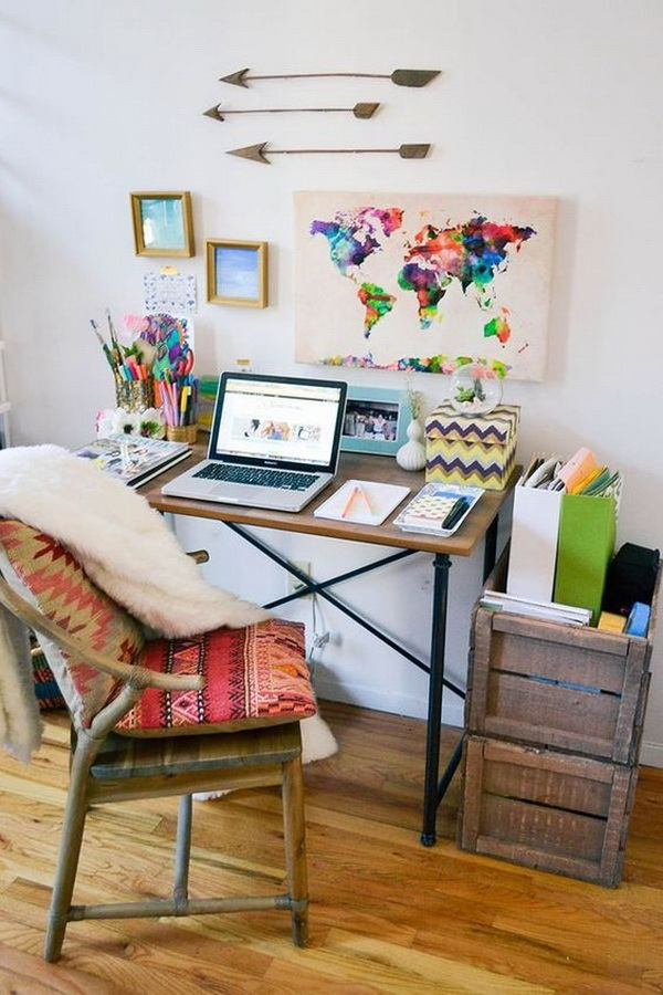 Inspirational Home Office Design Amp Decoration Ideas For