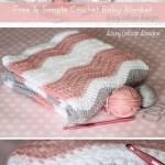 35 Free Crochet Blanket Patterns Tutorials For Creative Juice