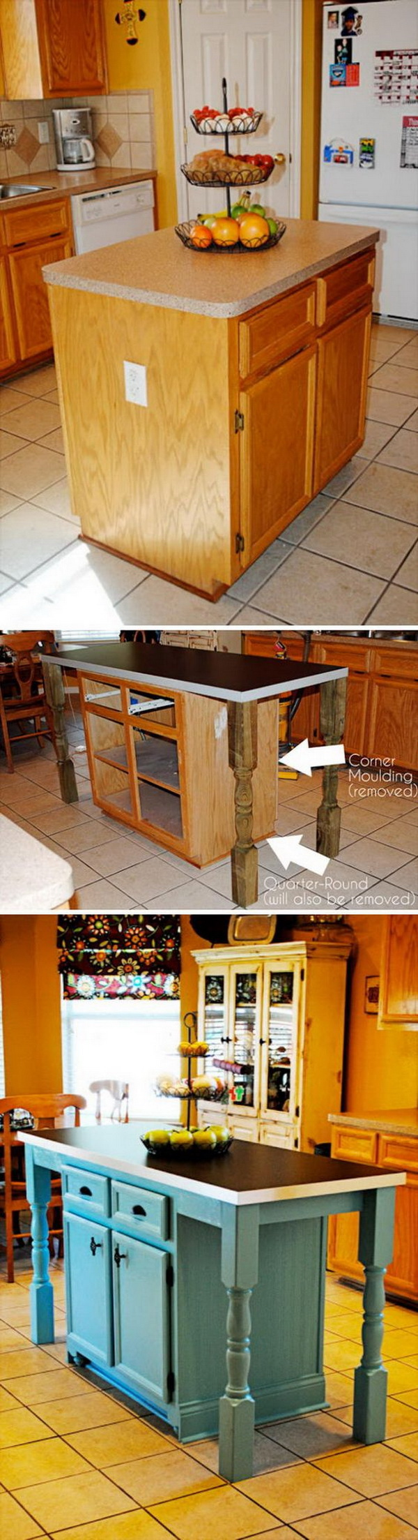 Makeover furniture ideas Bedroom Furniture Clever Kitchen Island Makeover Style Motivation Awesome Diy Furniture Makeover Ideas Genius Ways To Repurpose Old