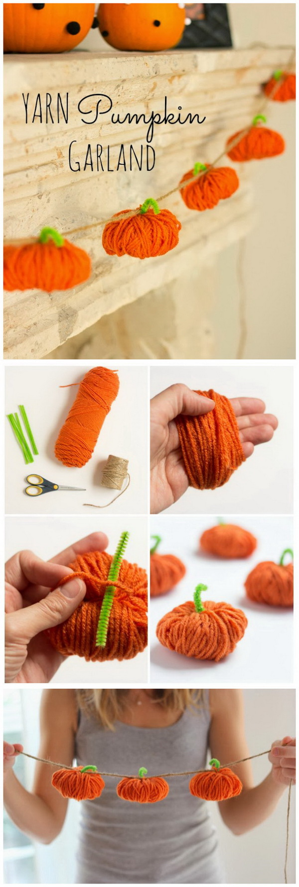 50 DIY Fall Crafts & Decoration Ideas That Are Easy and