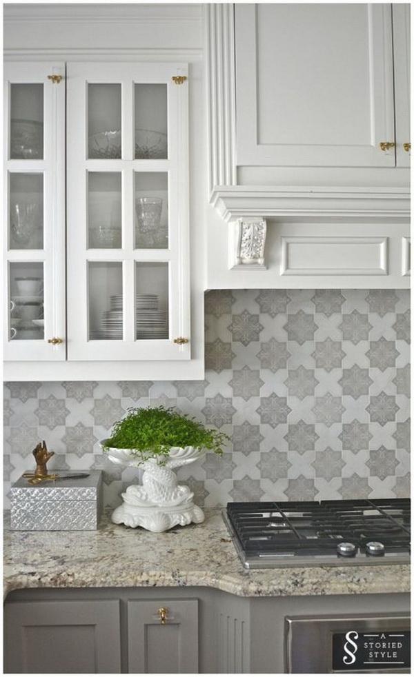Stunning kitchen backsplash ideas. An elaborate kitchen backsplash complements the roomu0027s decor and adds to & 70+ Stunning Kitchen Backsplash Ideas - For Creative Juice