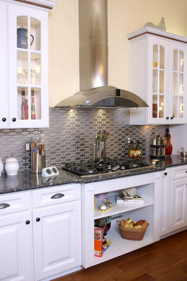 Stunning Kitchen Backsplash Ideas. An Elaborate Kitchen Backsplash  Complements The Roomu0027s Decor And Adds To