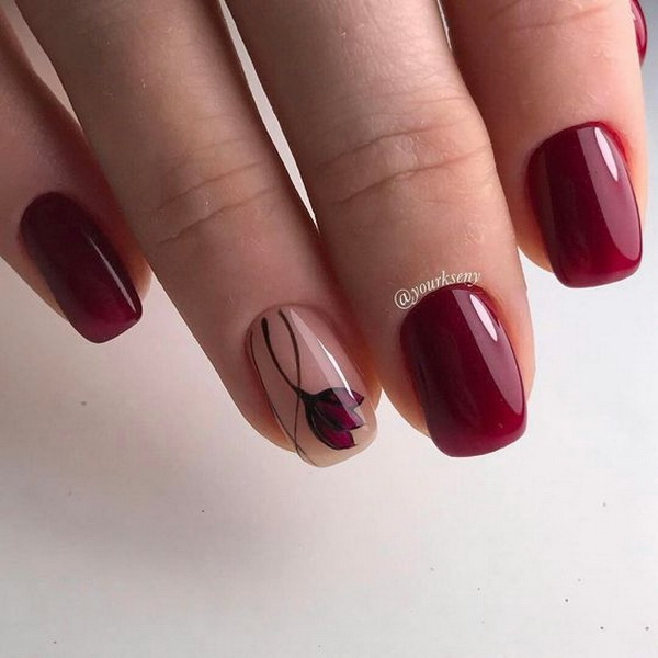 60+ Stylish Nail Designs for 2017 - For Creative Juice