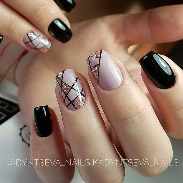 12 Unique Trending Nail Art Designs For 2017: 60+ Stylish Nail Designs For 2017
