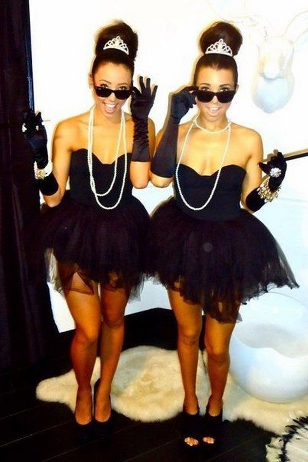 Best Friend Costume Ideas for Halloween.