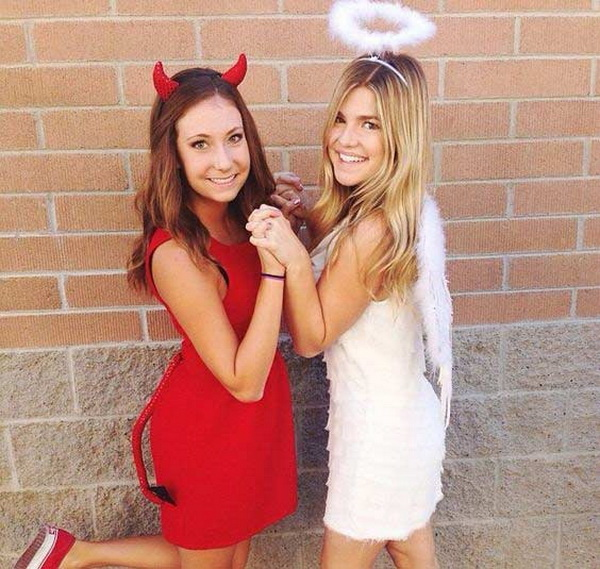 Angel & Devil Costumes.
