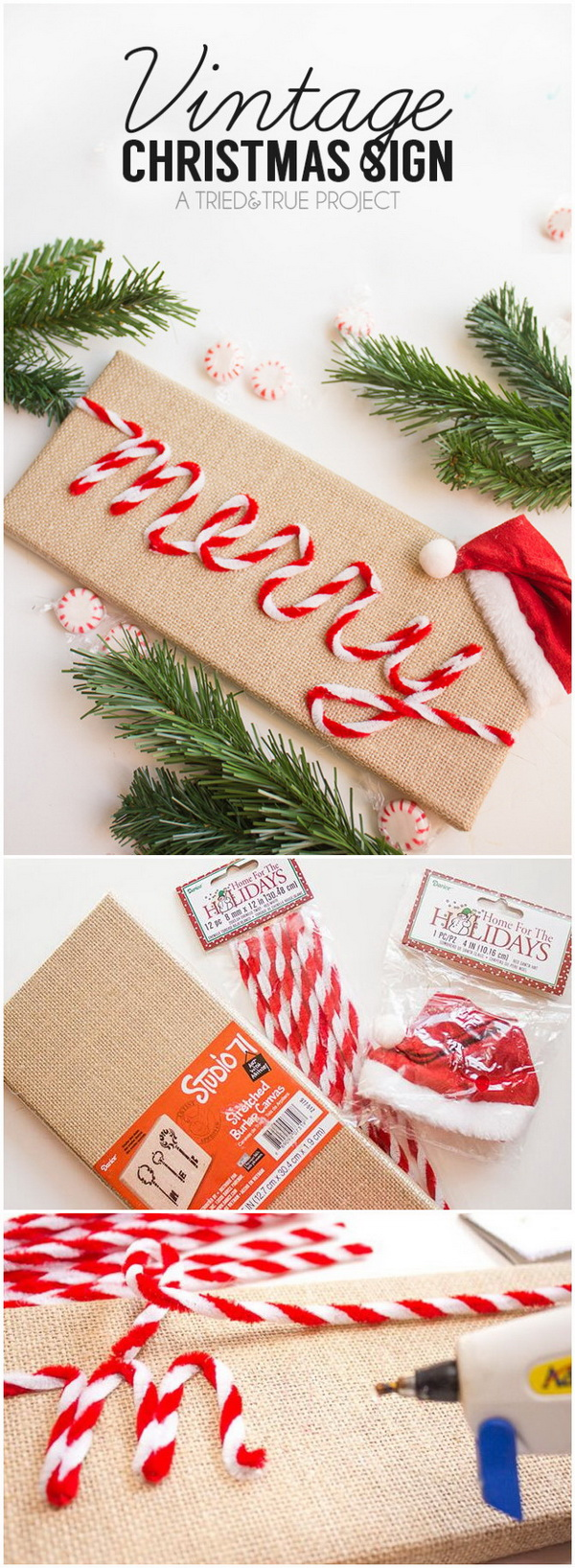 70 Diy Dollar Store Christmas Decor Ideas For Creative Juice