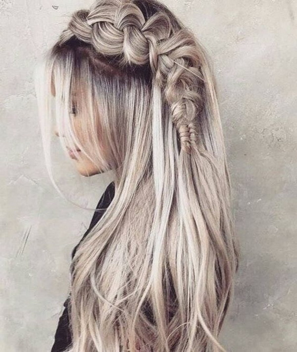25+ Braided Hairstyles That Look So Awesome - For Creative Juice