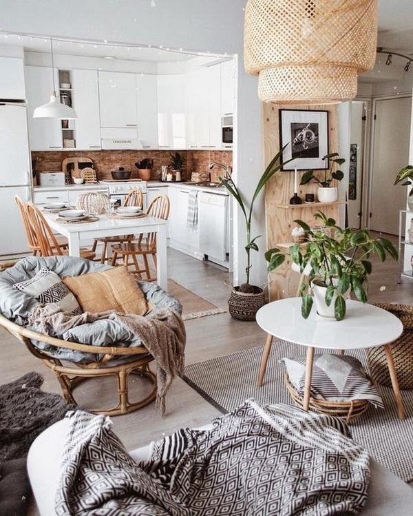 40 Chic Bohemian Interior Design Ideas For Creative Juice