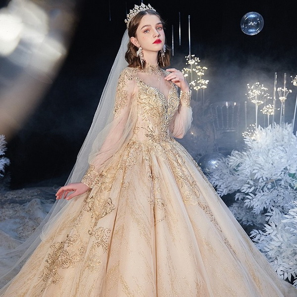 30+ Stylish Bridal Wedding Dresses for 2020.