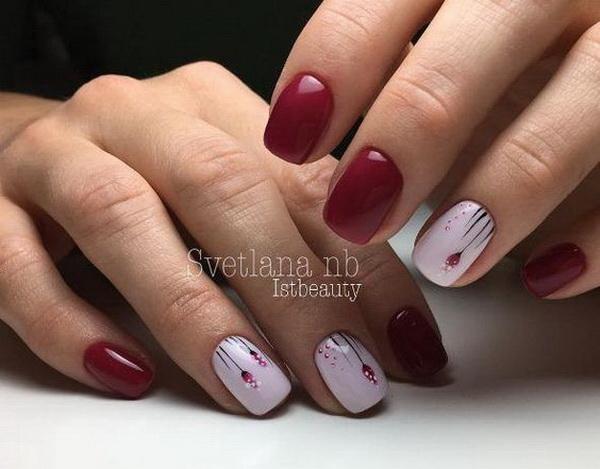 75+ Elegant Nail Art Ideas.