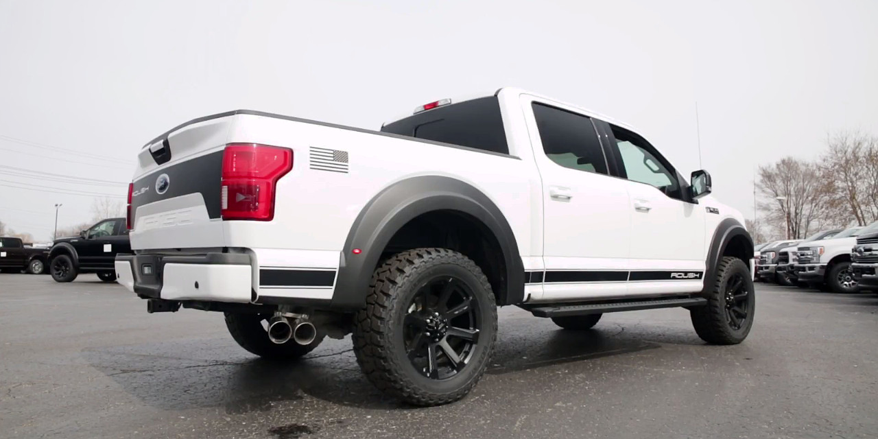 roush active valve ford f 150 exhaust