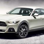 Rumors Of A Four Door Mustang Just Won T Die