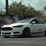 5 0 Swapped Ford Fusion Is A Four Door Mustang