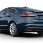 2020 Ford Fusion Gets New Alto Blue Metallic Color First Look