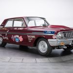 Restored 1964 Ford Fairlane Thunderbolt Is One Of Just 100 Produced
