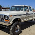 1979 Ford F 350 Restomod Left No Component Untouched Video