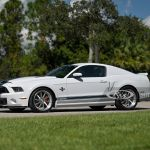 2014 Mustang Shelby Gt500 Super Snake Prototype Heads To Auction