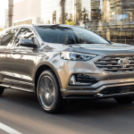 2019 Ford Edge Exterior
