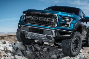 2019 Ford Raptor Exterior