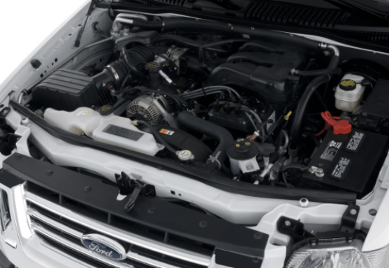 2020 Ford Explorer Engine