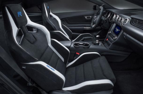 2020 Ford Mustang Interior