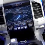 2019 Ford Atlas Interior