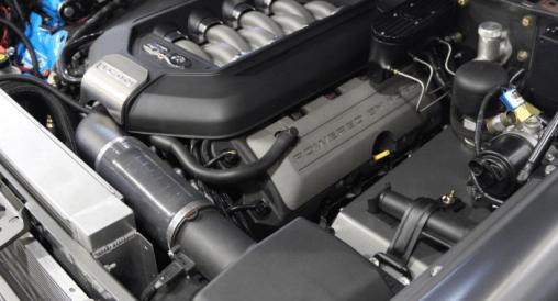 2019 Ford Bronco 4 Door Engine