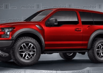 2019 Ford Bronco 4 Door Exterior