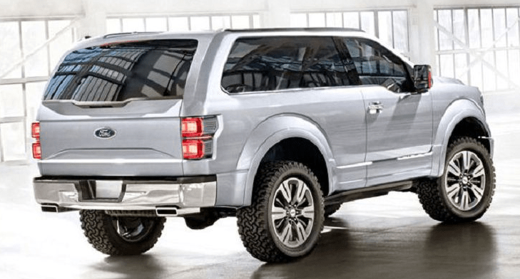 2019 Ford Bronco Cost Interior Concept Ford Engine
