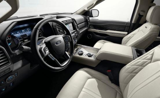 2019 Ford C Max Interior