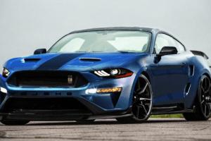 2019 Ford Cobra Exterior