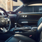 2019 Ford Cobra Interior