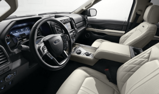 2019 Ford Crown Victoria Interior