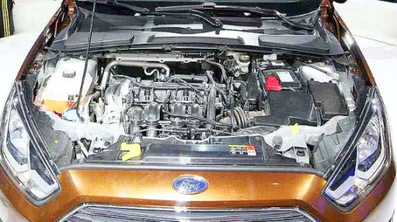 2019 Ford Escort Engine