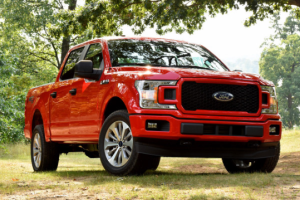 2019 Ford F 150 Exterior