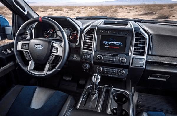 2021 Ford F 150 Interior
