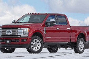 2019 Ford F 250 Exterior