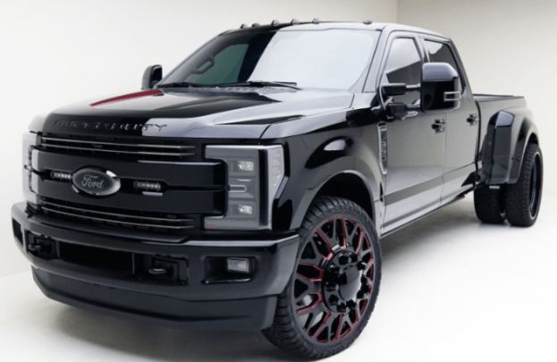2021 Ford F 350 Exterior
