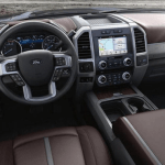 2019 Ford F 350 Interior