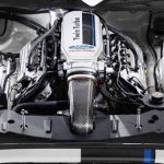 2019 Ford GT500 Engine