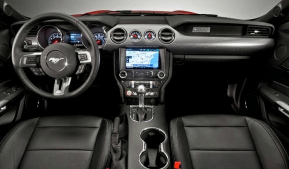 2021 Ford GT500 Interior