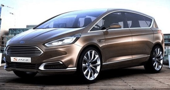 2019 Ford Galaxy Exterior