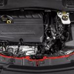 2019 Ford Kuga Engine