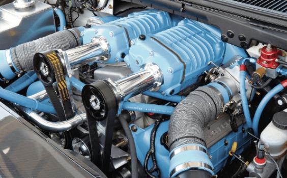 2019 Ford Lightning Engine