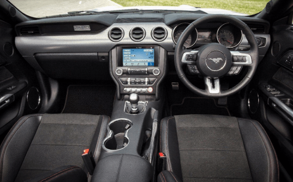 2019 Ford Mustang Boss 429 Interior