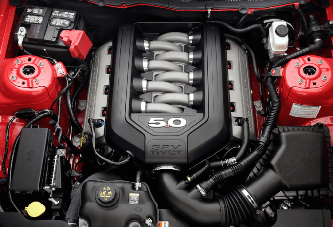 2019 Ford Mustang Engine