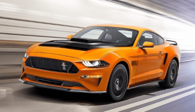 2019 Ford Mustang Mach 1 Exterior